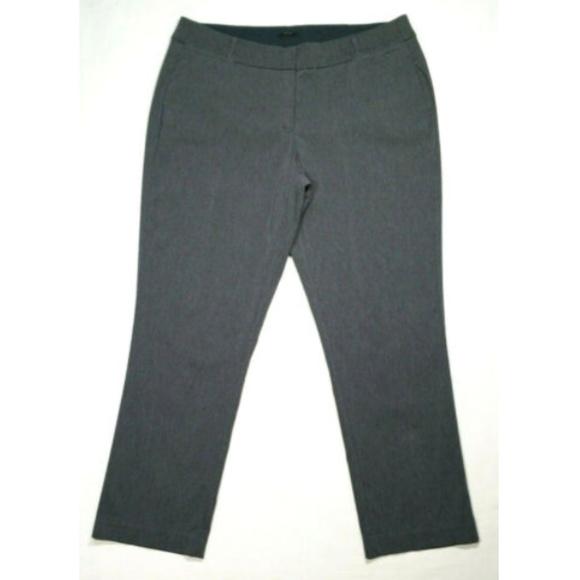 3c909f29b167e LANE BRYANT Size 20R The Allie Dress Pants 2154E2
